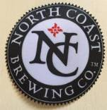 Iron On Patch with North Coast Brewing Co. Logo