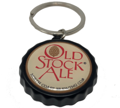 Old Stock Ale Key Ring Opener MAIN