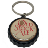 Old Stock Ale Key Ring Opener SWATCH