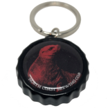 Red Seal Opener Key Ring THUMBNAIL