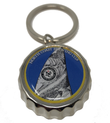 Scrimshaw Opener Key Ring MAIN