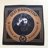 Iron On Patch with Old Rasputin