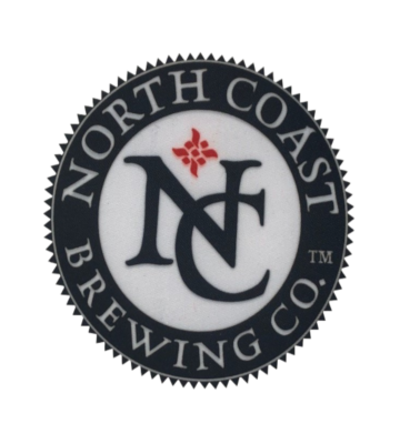 Iron On Patch with North Coast Brewing Co. Logo_MAIN