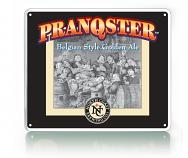 PranQster Metal Sign