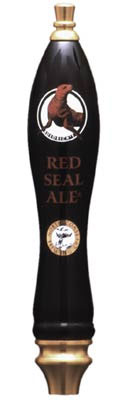 Red Seal Resin Tap Handle