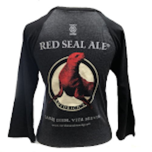 Red Seal Ladies Raglan T-Shirt THUMBNAIL