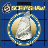 Scrimshaw Neon Sign