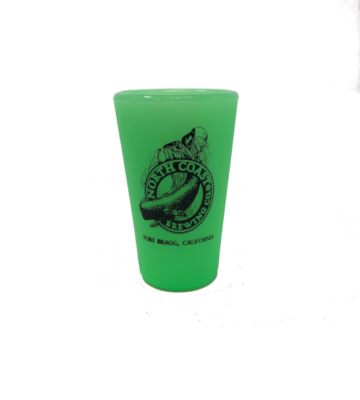 Glow in the Dark Silicon Shot Glass MAIN