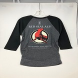 Red Seal Ladies Raglan T-Shirt