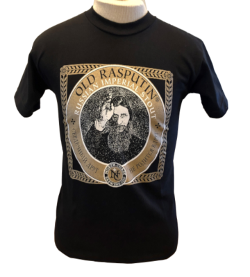 Old Rasputin Men's Short Sleeve T-Shirt_MAIN