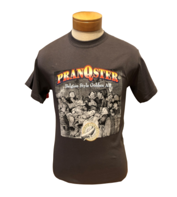 PranQster Men's Short Sleeve T-Shirt