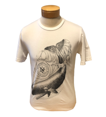Scrimshaw Men's T-Shirt    Farm Fresh 100% Organic Cotton MAIN