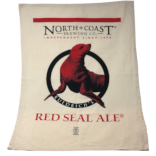 Red Seal Organic Cotton Tea Towel THUMBNAIL