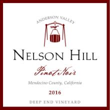 2016 Anderson Valley Pinot Noir THUMBNAIL