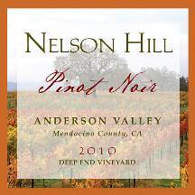 2010 Anderson Valley Pinot Noir THUMBNAIL