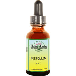 Bee Pollen Tincture|Tinctures-Liquid Herbal Extracts Shop Herb Store MAIN