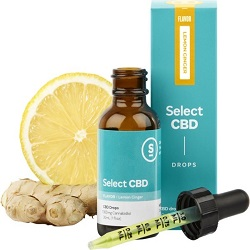 CBD Oil Lemon Ginger|Tinctures-Liquid Herbal Extracts & Their Benefits MAIN