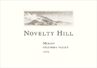 Novelty Hill 2015 Columbia Valley Merlot