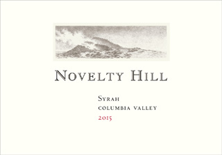 Novelty Hill 2015 Columbia Valley Syrah