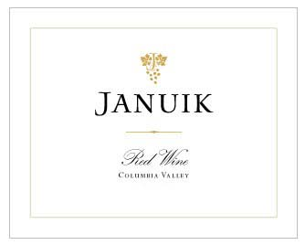 Januik 2015 Columbia Valley Red Wine