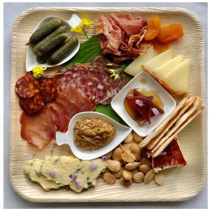 Chef Aaron's Friday Charcuterie for Two THUMBNAIL