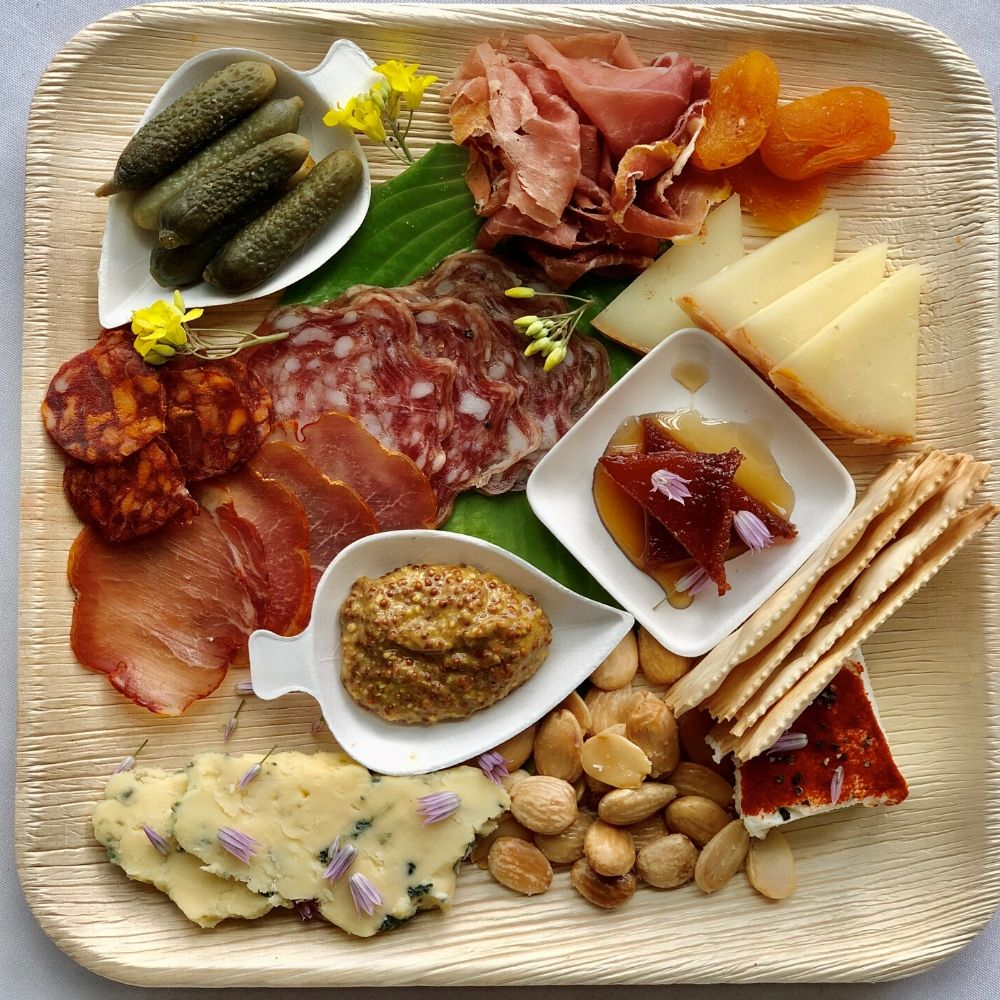 Chef Aaron's Sunday July 26th Charcuterie for Two LARGE