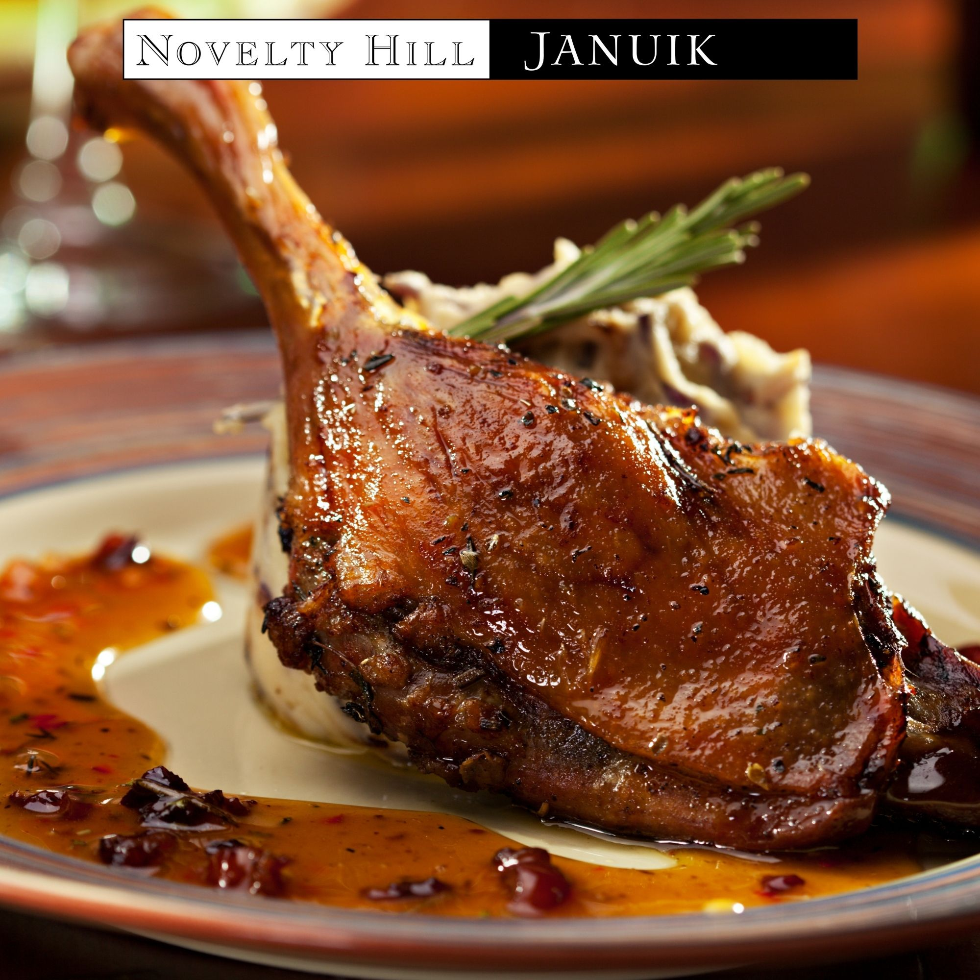 January 29th Muscovy Confit Duck Leg Add On THUMBNAIL