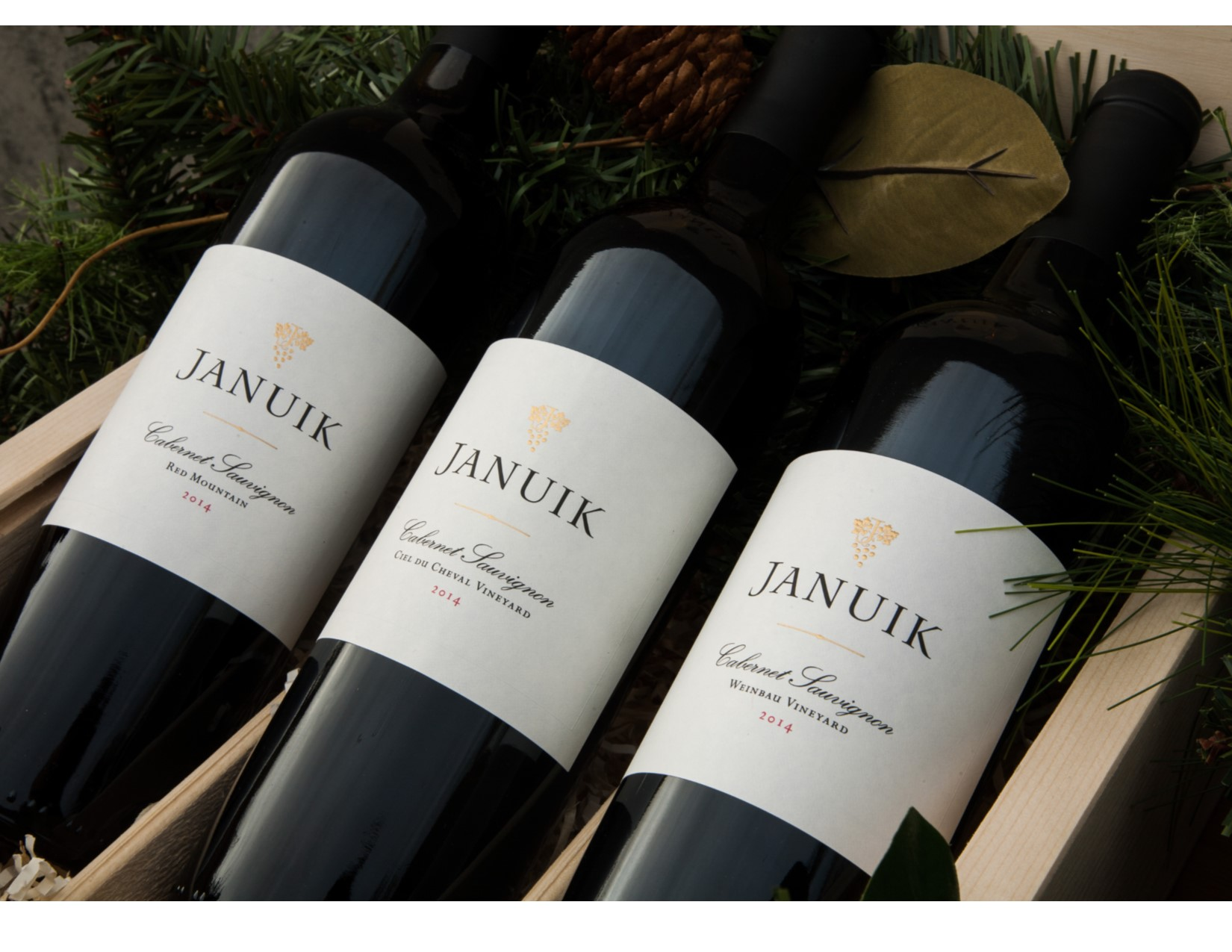 Januik Cabernet Collection 3Pack