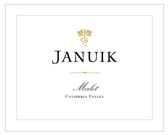 Januik 2015 Columbia Valley Merlot