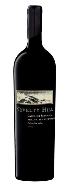 Novelty Hill 1.5L 2014 Stillwater Creek Vineyard Cabernet Sauvignon