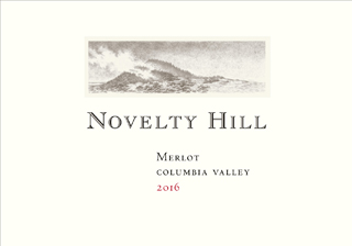Novelty Hill 2016 Columbia Valley Merlot