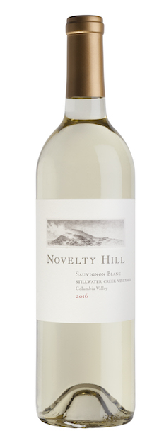 Novelty Hill 2016<br>Stillwater Creek Vineyard<br>Sauvignon Blanc