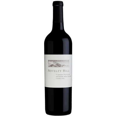 Novelty Hill 2016<br>Cabernet Sauvignon<br>Stillwater Creek Vineyard_THUMBNAIL
