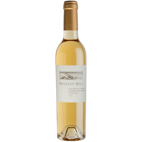 Novelty Hill 2017<br>Late Harvest Semillon<br>Stillwater Creek Vineyard MAIN