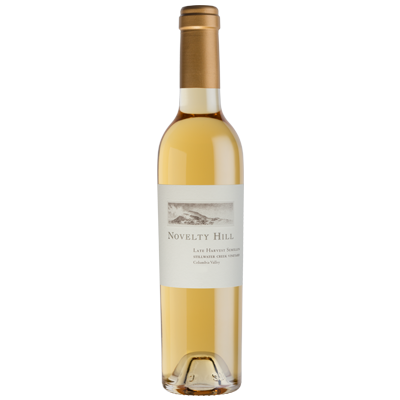 Novelty Hill 2017<br>Late Harvest Semillon<br>Stillwater Creek Vineyard_THUMBNAIL