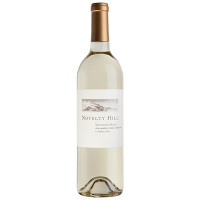 Novelty Hill 2018<br>Sauvignon Blanc<br>Stillwater Creek Vineyard_THUMBNAIL