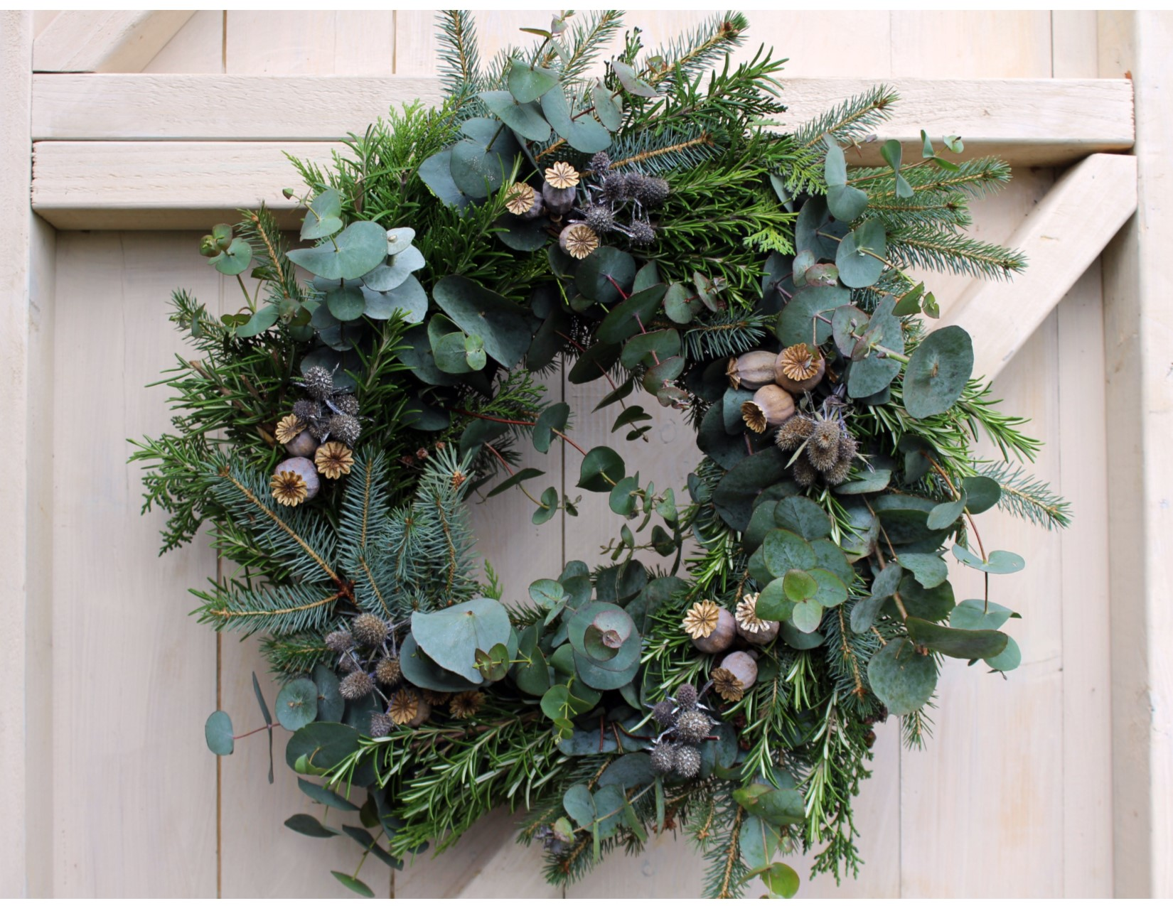 2018 Wreath Making Experience