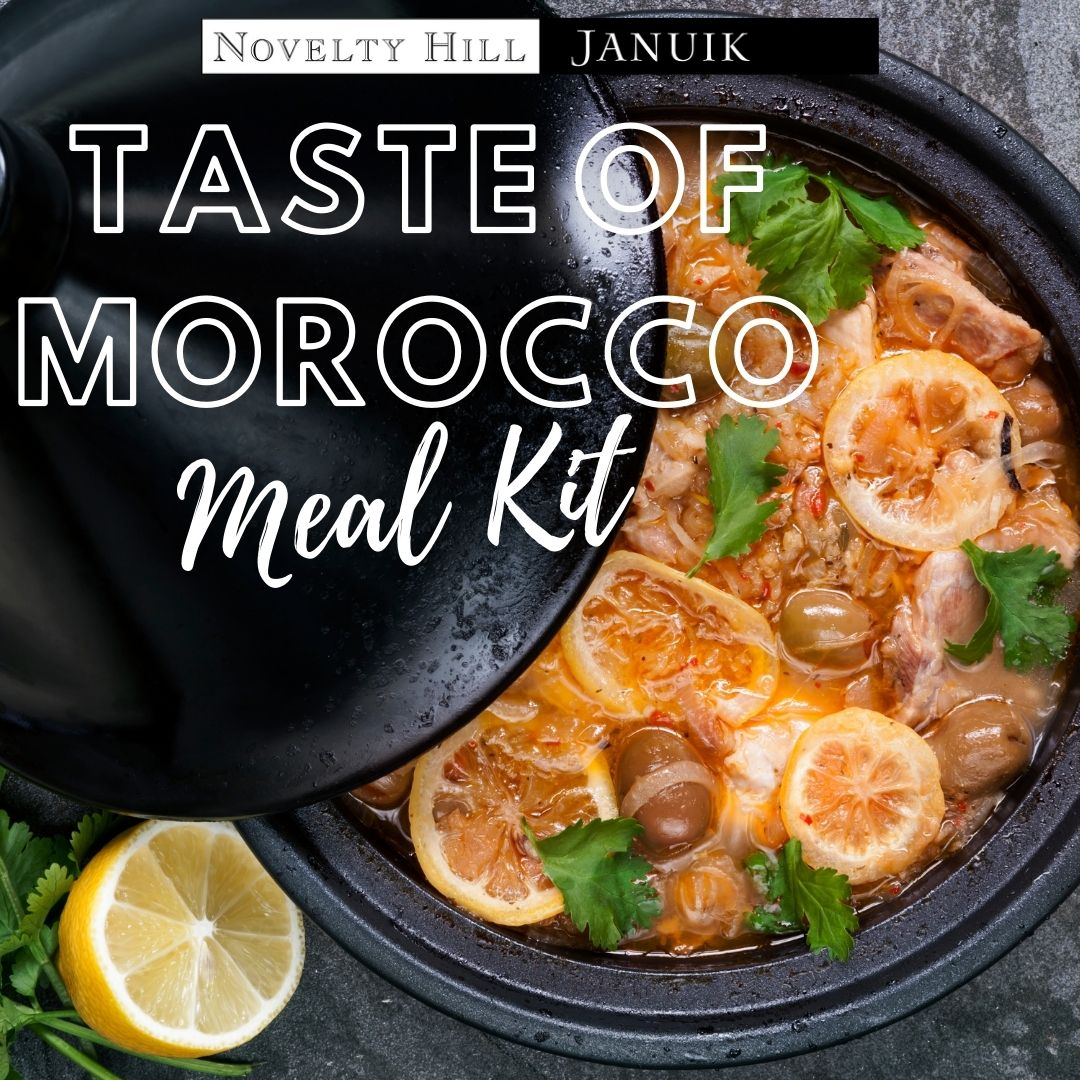 February 5th Taste of Morocco LARGE