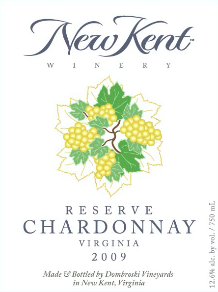 2009 Grand Reserve Chardonnay MAIN