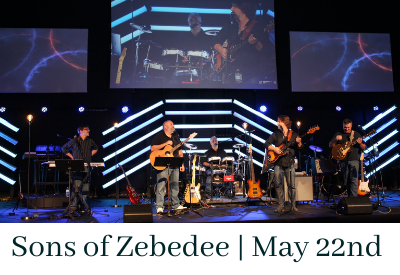 Vineyard Live with The Sons of Zebedee MAIN
