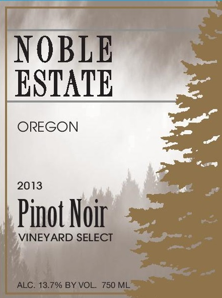 Noble Estate Pinot Noir
