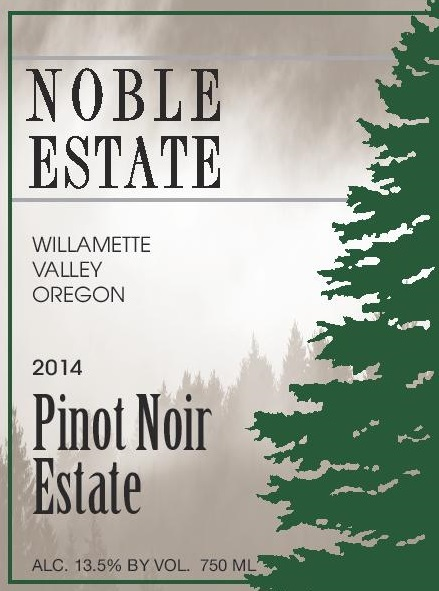2014 Pinot Noir Estate MAIN