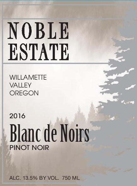 Noble Estate Blanc de Noirs