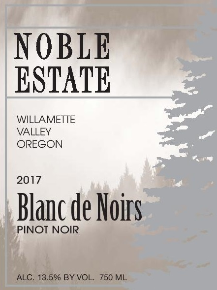 Noble Estate Blanc de Noirs MAIN
