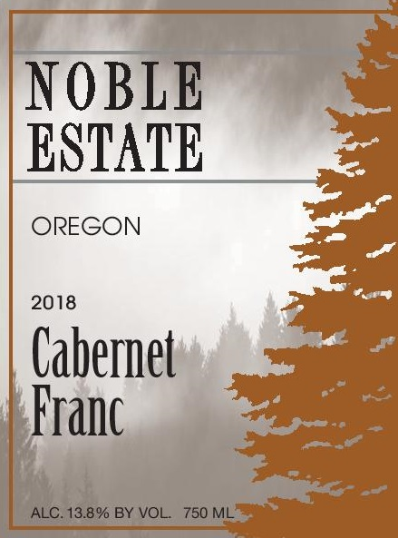 Noble Estate Cab Franc MAIN