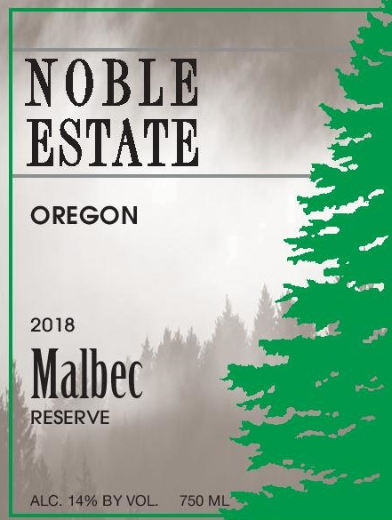 Noble Estate Malbec MAIN