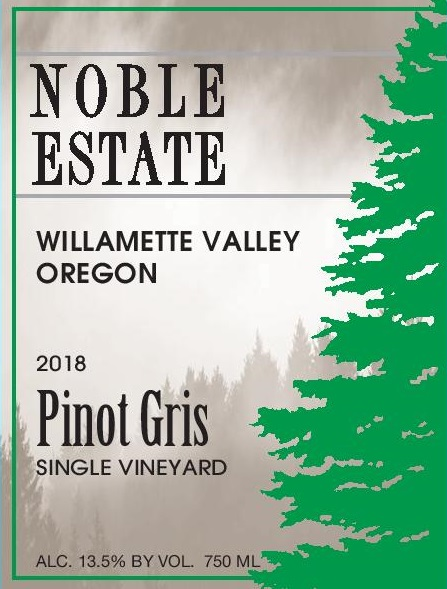 Noble Estate Pinot Gris THUMBNAIL