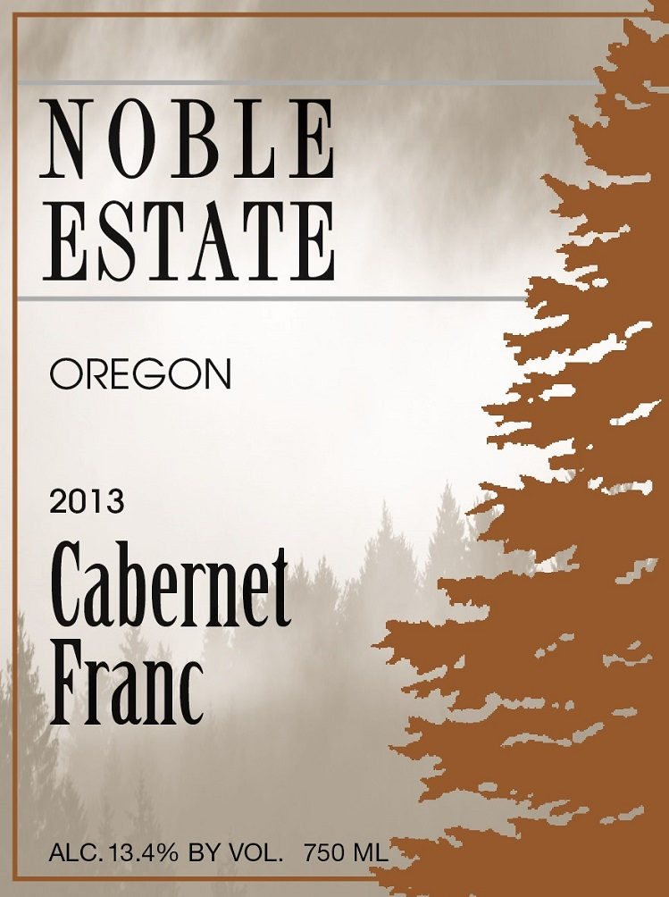 Noble Estate Cab Franc