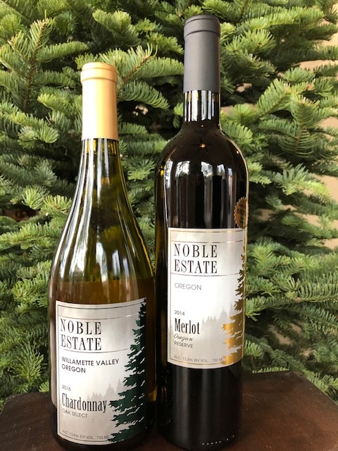 All Noble Estate Wines