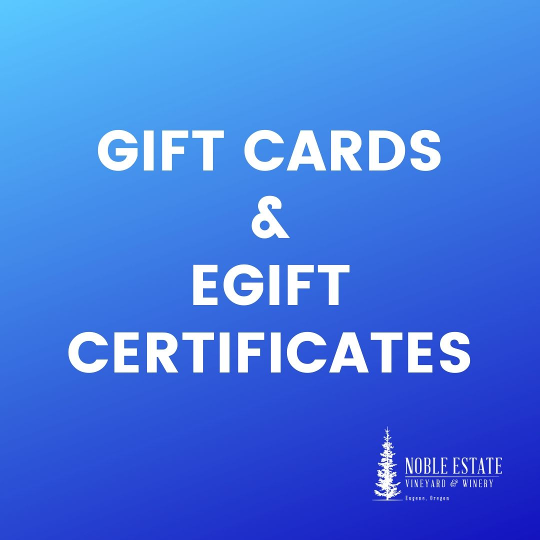 Gift Cards & eGift Certificates